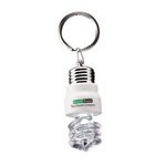 Light Up Light Bulb Keytag