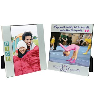 7 x 5 Aluminum Photo Frame