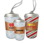 3D Gallery Print Collection To Go Cup Ornament Mini
