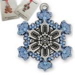 Gallery Print Micro Ornament - Snowflake