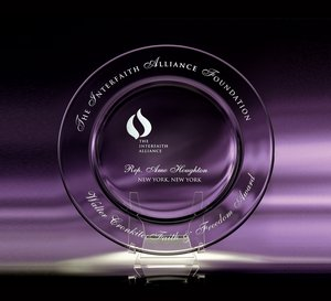 Accolade Plate Award  - MED