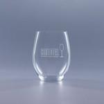 Engraved Riedel O Stemless Cabernet/Merlot Wine Tumbler 21.25oz.