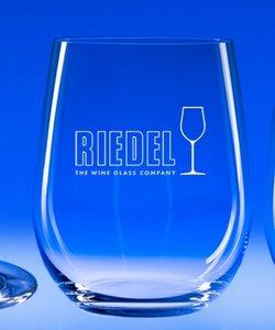 Riedel O Viognier/chardonnay Wine Engraved Tumbler setof 2 11.25 Oz.