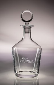 Engraved Craft Decanter 34oz.