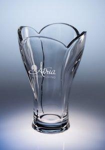 Perennial Full-lead Crystal Vase