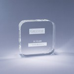 App Optical Crystal Award -  - MED