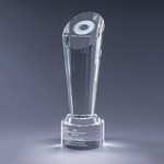 Focus Optical Crystal Award  - MED
