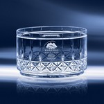 Concerto Lead Crystal Bowl  - MED