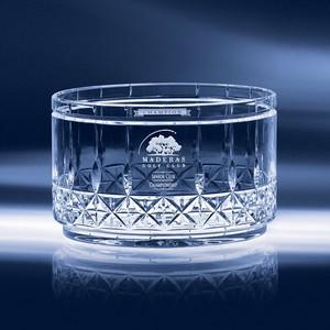 Concerto Lead Crystal Bowl  - MED