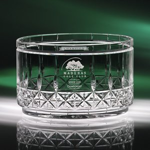Concerto Lead Crystal Bowl  - LG
