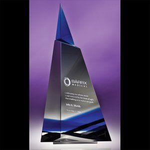 Indigo Peak Optical Crystal Award