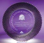 Tempo Award Plate   - SM