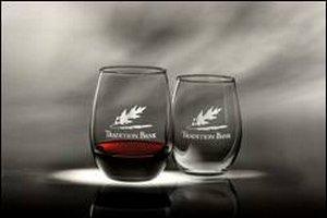 21oz. Trendsetter Stemless Wine Glasses