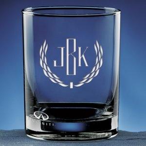 14oz. Subtle Impression Beverage Glasses