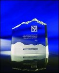 Optic Crystal Mountain Award  - LG