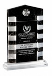Landmark Black Marble and Crystal Award