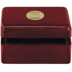 Rosewood Rectangular Box