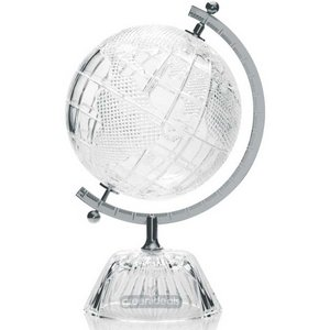 International Success Lead Crystal Globe Award