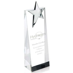 Zenith Star Award - Vertical Medium