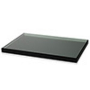Slim Rectangular Glass Base