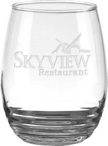 Eminence Red Stemless - Etched