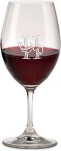 12.25 oz. Riedel Ouverture Red Wine - Deep Etched