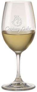 9.75 oz. Riedel Ouverture White Wine - Deep Etched