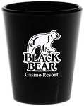 1.75 oz. Black Shot Glass