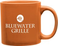 XL Coffee Cup Collection 20 oz. - Red or Orange