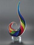 Prominence Art Glass Award