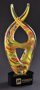 Reticulate Art Glass Award