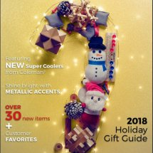 2018 Holiday Gift Guide - Leather, gift sets, ornaments and more