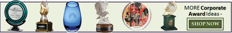 See More Corporate Recognition Awards in Marble, Crystal, Cast and full Color - Click Here