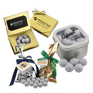 Delicious Chocolate Golf Balls