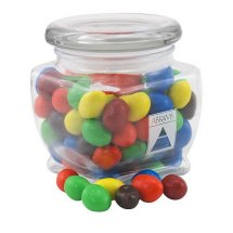 Custom Candy, Candy Jars and Personalized Candy printed with your logo