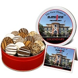 Corporate Cookie Creams with Your Customer Full Color Design on the Lid
