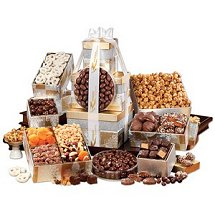 Gift Baskets and Gift towers with your logo