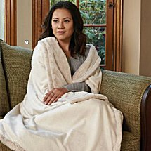 Luxury Blanket and Robe Gifts