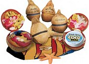 Zipper Coconuts as a unique Party Invitation