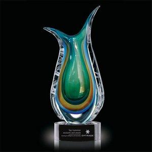 Kenora Award on Clear Base - 11.5 in.