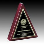 Claredon Award - Rosewood 6 in.