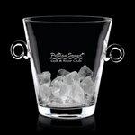 Italia Champagne Bucket - 10.25 Crystalline