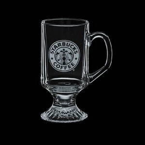 Clifton 10oz Footed Coffee Mug