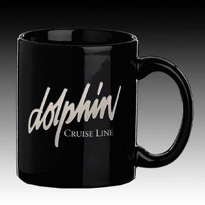 Malibu Coffee Mug - 12oz Black