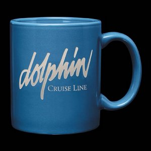 Malibu Coffee Mug - 12oz Ocean Blue