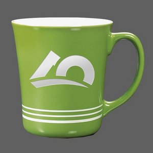 Churchill Coffee Mug - 16oz Lime Green