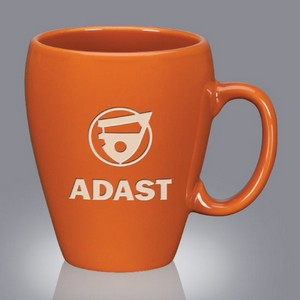 Hyacinth Mug - 11oz Rust