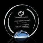 Maplin Award - Optical/Blue 6?in. W