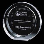 Templeton Award - Optical 7 in.