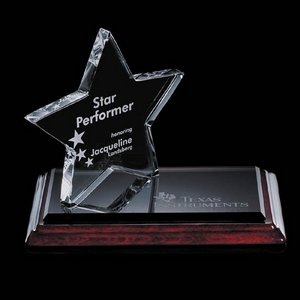 Albion Base with Star Award
